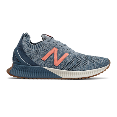 New Balance FuelCell Echo Heritage - Light Slate with Stone Blue & Natural Peach productafbeelding
