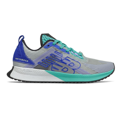 New Balance FuelCell Echolucent - Tidepool with Cobalt Blue productafbeelding