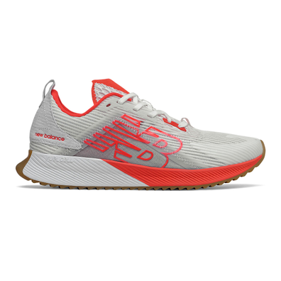 New Balance FuelCell Echolucent - White with Neo Flame productafbeelding