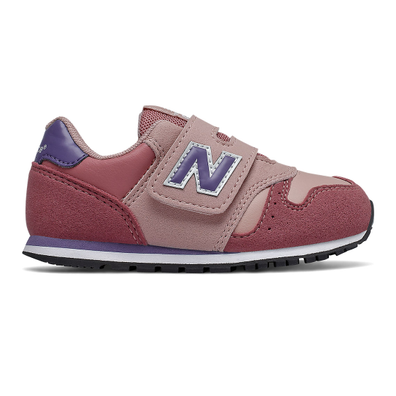 New Balance 373 Hook and Loop - Off Road with Saturn Pink productafbeelding