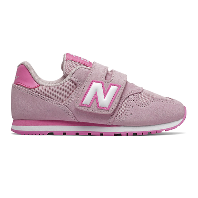 New Balance 373 Hook and Loop - Cherry Blossom with Candy Pink productafbeelding