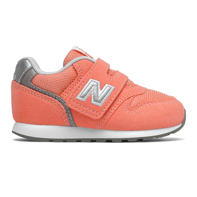 New Balance 996 - Coral Pink with White productafbeelding