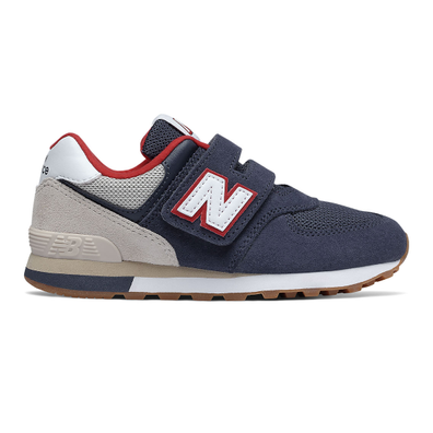 New Balance 574 Sport Pack - NB Navy with Moonbeam productafbeelding