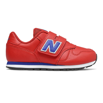 New Balance 373 Hook and Loop - Team Red with Team Royal productafbeelding