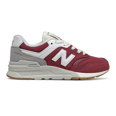 New Balance 997H - Burgundy with Grey productafbeelding