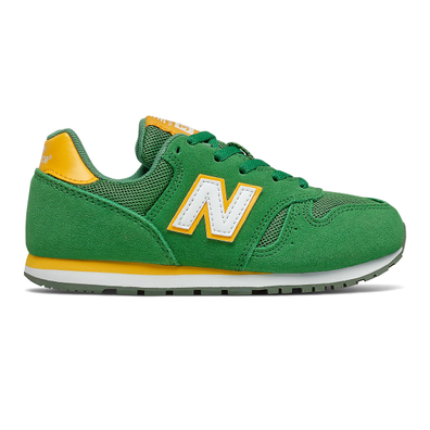 New Balance 373 - Varsity Green with Team Gold productafbeelding