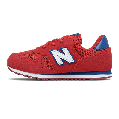 New Balance 373 - Team Red with Captain Blue productafbeelding