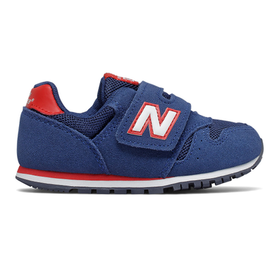 New Balance 373 Hook & Loop - Atlantic with Cobalt Blue productafbeelding