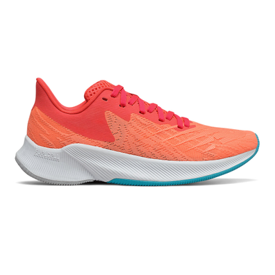 New Balance FuelCell Prism - Vivid Coral with Citrus Punch productafbeelding