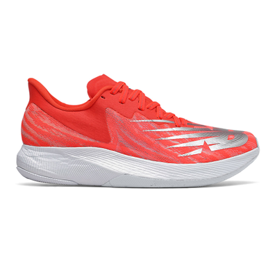 New Balance FuelCell TC EnergyStreak - Neo Flame with Light Aluminum & White productafbeelding