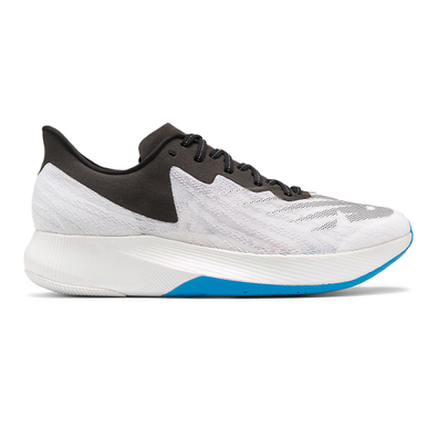 New Balance FuelCell TC - White with Black & Vision Blue productafbeelding