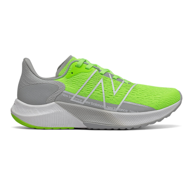 New Balance FuelCell Propel v2 - Lime Glo with Arctic Fox productafbeelding