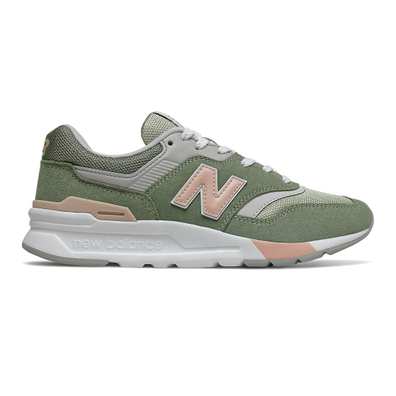 New Balance 997H - Celadon with Silver Pine productafbeelding