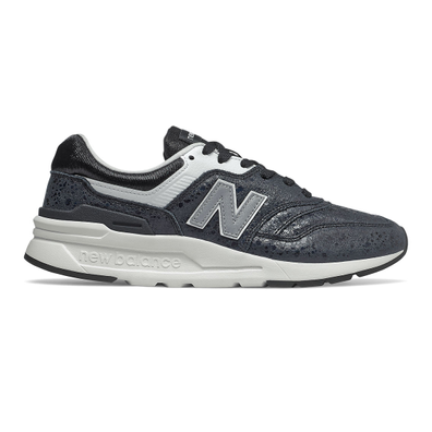 New Balance 997H - Black with White productafbeelding