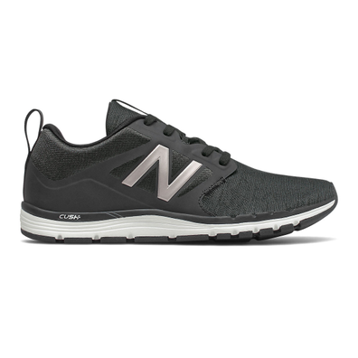 New Balance 577v5 - Black with Rose Gold Metallic productafbeelding