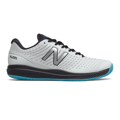 New Balance Padel 796v2 - White with Black productafbeelding