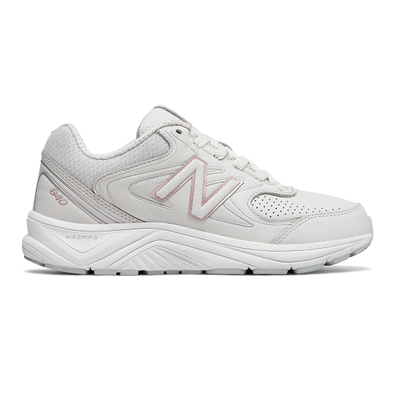 New Balance 840v2 - White with Rose Gold productafbeelding