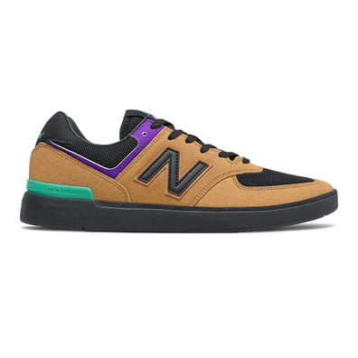 New Balance All Coasts 574 - Brown with Black productafbeelding