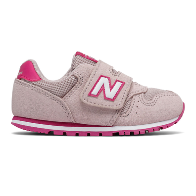 New Balance 373 Hook & Loop - Space Pink with Carnival productafbeelding