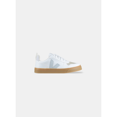 Veja V-10 Lace White Pearl Natural PS productafbeelding