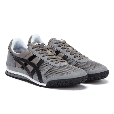 Onitsuka Tiger Ultimate 81 Mens Silver / Black Trainers productafbeelding