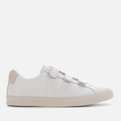 Veja Women's 3-Lock Leather Trainers productafbeelding