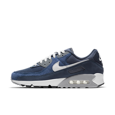 Nike Air Max 90 PRM Obsidian Summit White-Midnight Navy productafbeelding