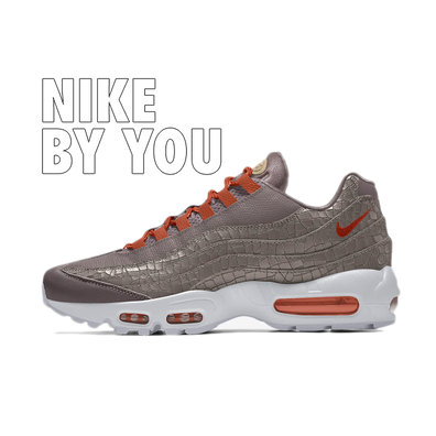 Nike Air Max 95 Premium By You productafbeelding