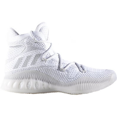 adidas Crazy Explosive Swaggy P All White productafbeelding