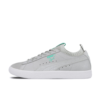 PUMA Clyde Sock Lo Diamond 'Grey/White' productafbeelding