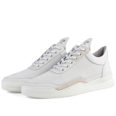 Low Top Ghost Decon 'Off White/White' productafbeelding
