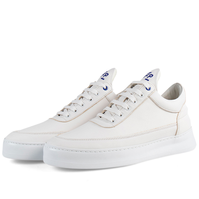 Low Top Plain 683 Organic 'White' productafbeelding