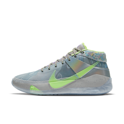 Nike KD 13 Recycled Collar Barely Volt productafbeelding