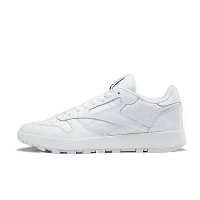 Maison Margiela X Reebok Classic Leather 'White' productafbeelding