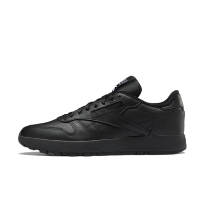 Maison Margiela X Reebok Classic Leather 'Black' productafbeelding