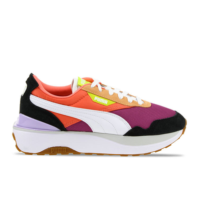 Puma Cruise Rider Paars/Wit Dames productafbeelding