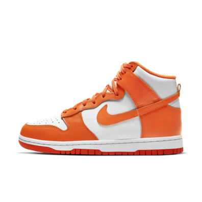 Nike WMNS Dunk High 'Syracuse' productafbeelding