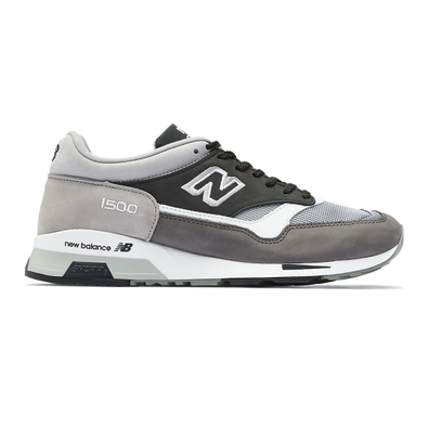 New Balance Made in UK 1500 - Grey with White productafbeelding