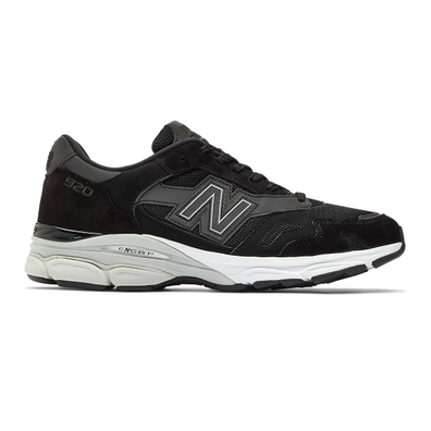 New Balance Made in UK 920 - Black with White productafbeelding