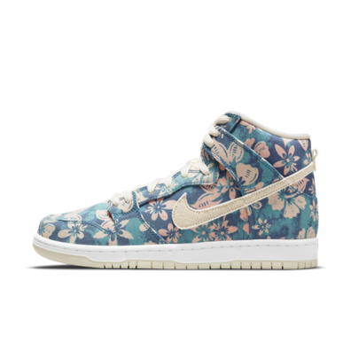 Nike SB Dunk High 'Maui Wowie' productafbeelding