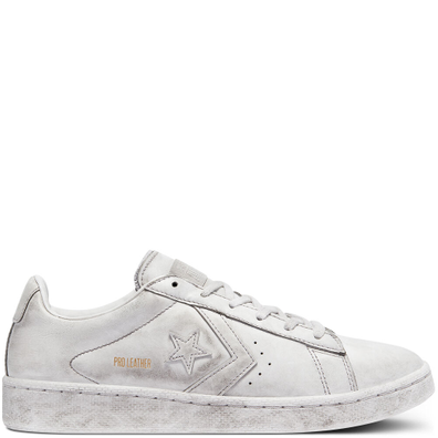 Smoked Pro Leather Low Top productafbeelding