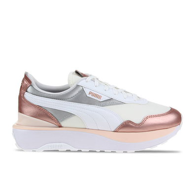 Puma Cruise Rider Chrome Wit Dames productafbeelding
