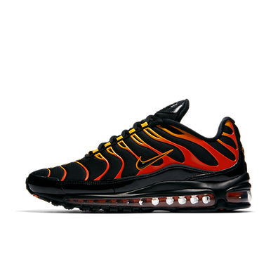 Nike Air Max 97 Plus 'Shock Orange/Black' productafbeelding