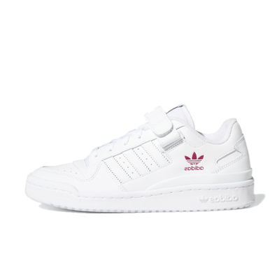 adidas Forum Low 'White/Shock Pink' productafbeelding