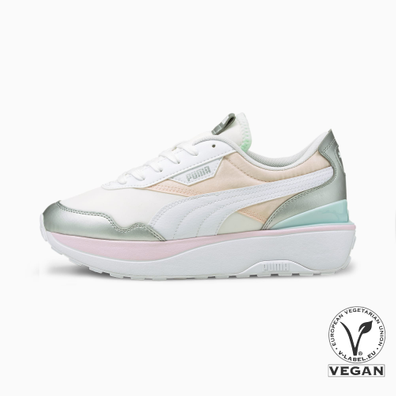 Puma Cruise Rider Chrome Sneakers Dames productafbeelding