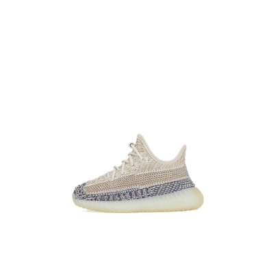 adidas Yeezy Boost 350 V2 Infant 'Ash Pearl' productafbeelding