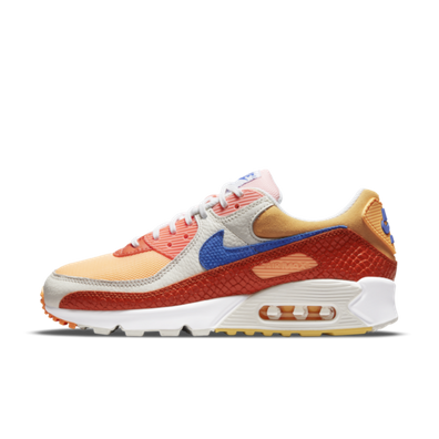 Nike WMNS Air Max 90 'Campfire Orange' productafbeelding
