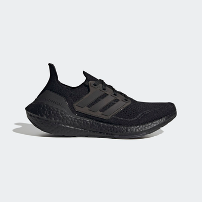 adidas Ultra Boost 2021 Triple Black (W) productafbeelding