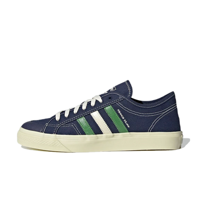 Wales Bonner X adidas Nizza Low 'Night Indigo' productafbeelding