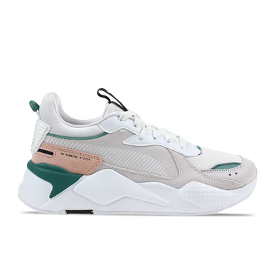 Puma RS-X Reinvent Wit/Groen Dames productafbeelding
